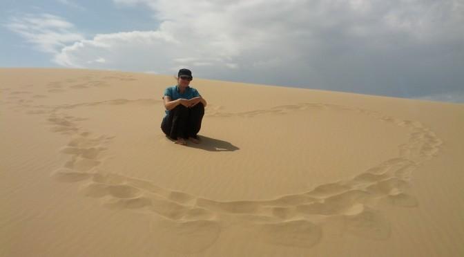 Mongolia – Gobi: Erster richtiger Wüstentag