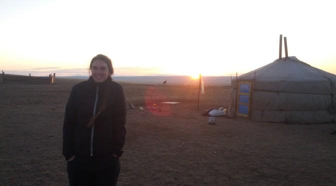 Letzter Tag Wüstentour: Die Mongolen sind also doch gastfreundlich!