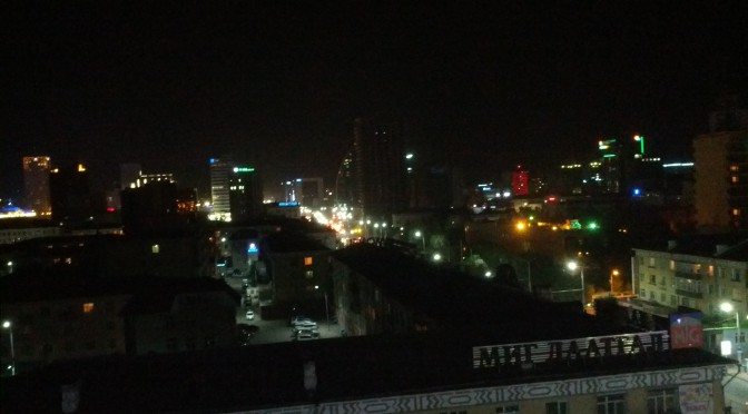 Ulan Baator : Großstadt mit Charme