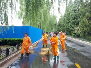 """""""In China ist nie genug Arbeit für alle Menschen da!"""""""