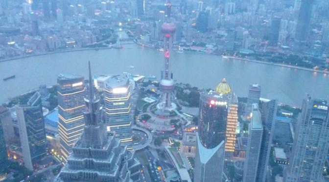 Shanghai – 100 Stockwerke oder ein Gebet bis zum Himmel