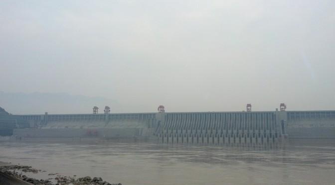 Den Drei-Schluchten-Damm sehen – und sterben?
