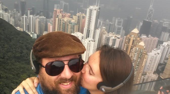 HONGKONG- Die g/st – eilste Stadt der Welt