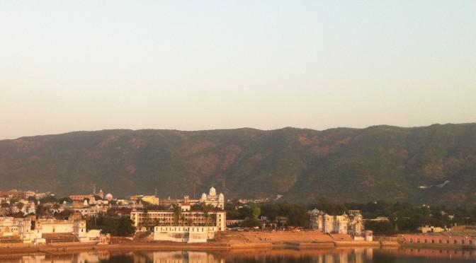Pushkar – Hindustadt und Hippiefreude