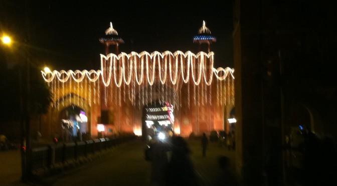 DIWALI- Silweihnachten auf indisch