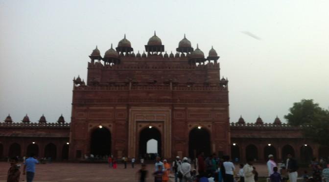 Fathepur Sikri – Des Sultans neue Weiber