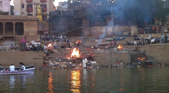 Varanasi – Wirklichkeit und Illusion im Hindu-Disneyland