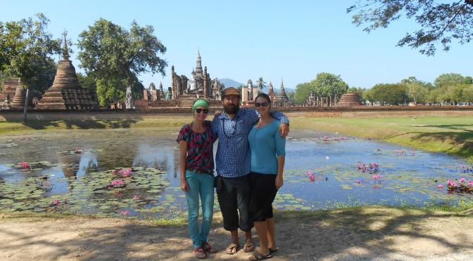 Sukhothai – Der Geburtsort Thailands