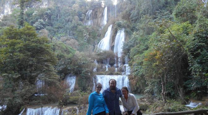 Umphang – 13 Stunden Autofahrt, 1,5 Stunden am Wasserfall…