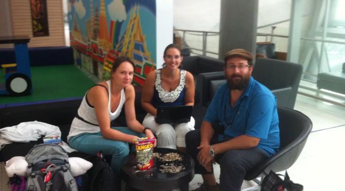 Sawadee Thailand! – Ein Interview im Flughafen