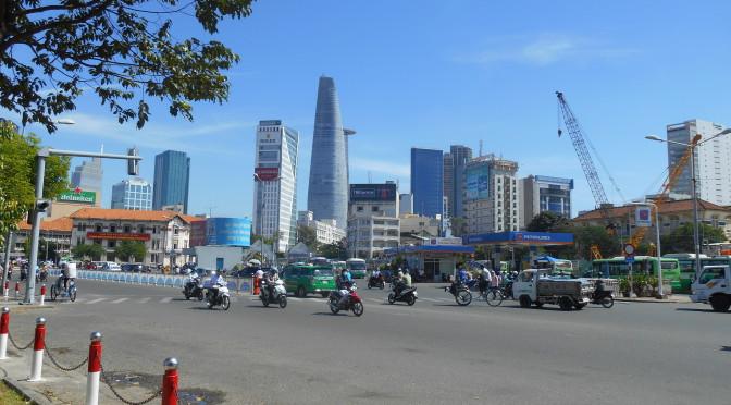 Saigon – Symbiose aus Ost und West