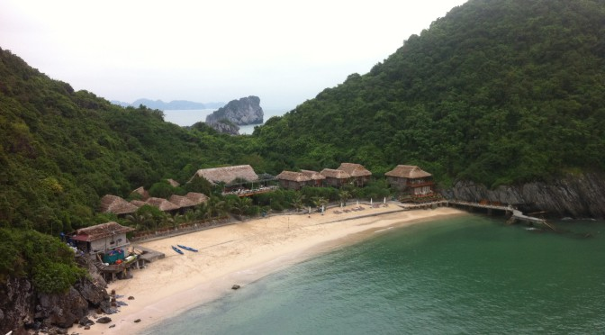 Monkey Island Resort – ein Grund zum Wiederkommen (oder auch wie wir innerhalb von 2 Tagen jeder ca. 2kg zunahmen)