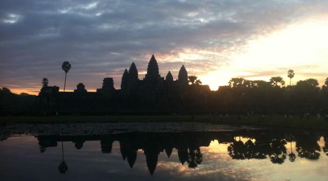 Siam Reap – Angkor Wat