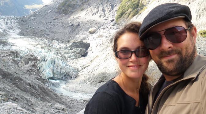 Franz-Josef-Gletscher – Ice, Ice, Baby