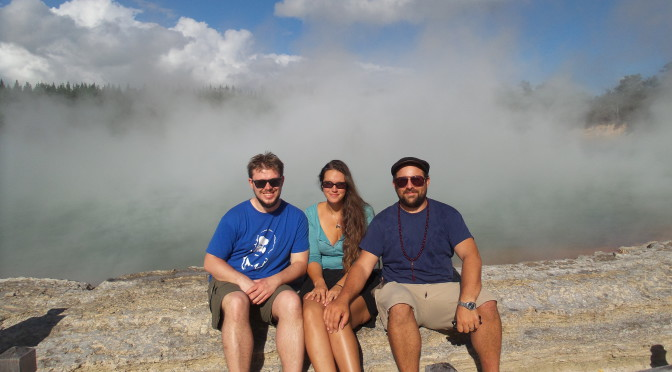 Rotorua 2 – Geothermie – again;-)