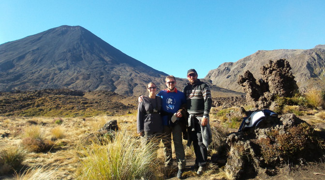 Tongariro Alpine Crossing – Yes, we could!