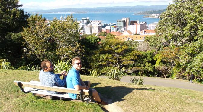 Wellington – Stadt unter dem Winde