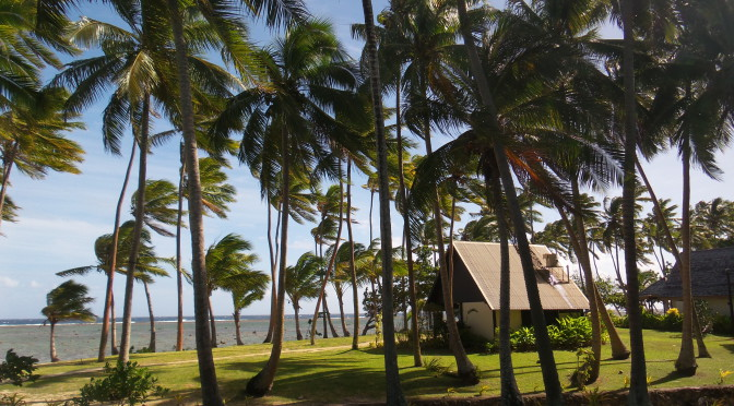 Tambua Sands Resort – Strandtage Teil 1
