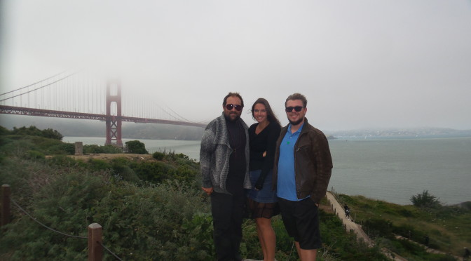 San Francisco – If you´re going to San Francisco, be sure to wear some warm clothes in your hand