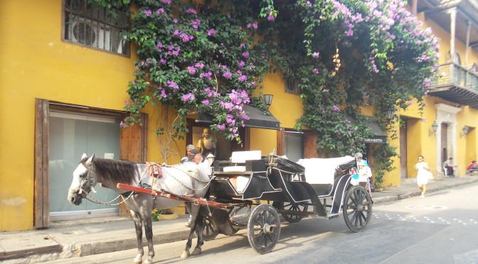 Cartagena de Indias – Kolumbianische Karibik