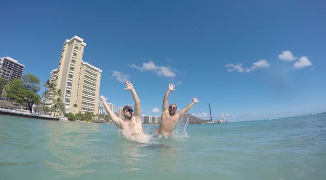 Nadi-Honolulu – Zeitreise über die Datumsgrenze