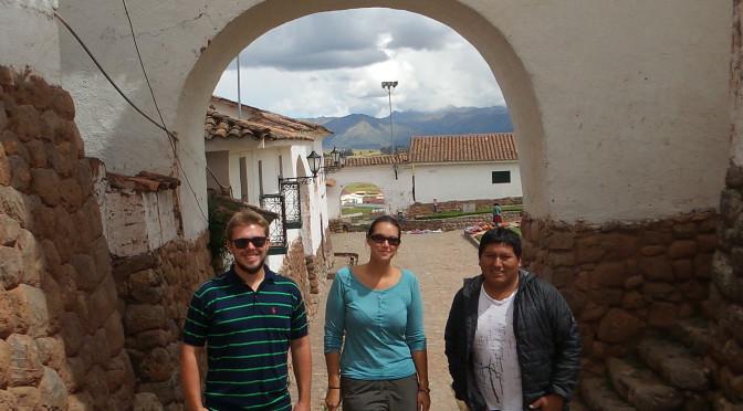 Sacred Valley – Straßenverkehrsordnung auf peruanisch