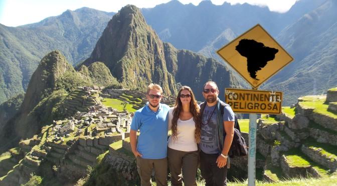 Südamerika – El continente peligroso?