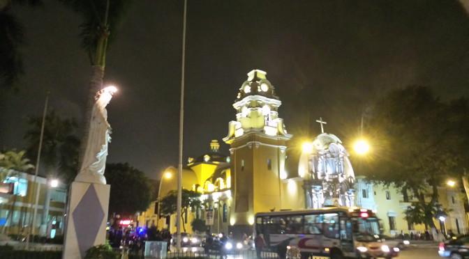 Lima – Hauptstadt mit tausenden Stadtvierteln