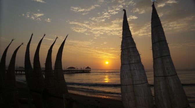 Huanchaco – Küstenstädtchen mit Shabby-Chic