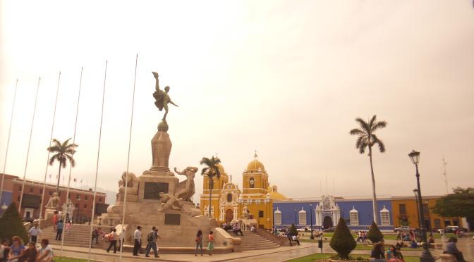 Trujillo – Mansion über Mansion